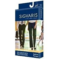 Sigvaris Natural Rubber 503WL1O77-R 30-40 Mm.Hg Average Short L1 Thigh High With Waist Attachment, Beige by Sigvaris preisvergleich bei billige-tabletten.eu