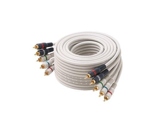 25 Belkin Components (5-RCA Component Video/Audio Kabel (25 feet))