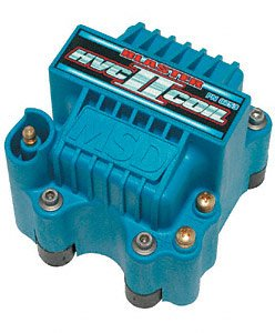MSD Ignition Blaster HVC II Bobine pour 6 Series Allumage