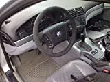 RedlineGoods BMW 3-Series E461999–04Abdeckung Lenkrad 4 Alcantara Schwarz Naht Rot