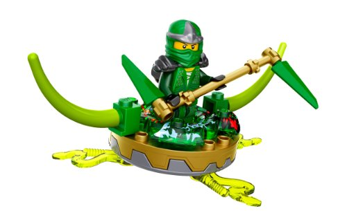 Imagen 3 de LEGO Ninjago 9574 - Lloyd ZX
