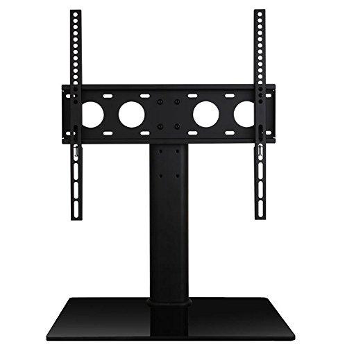 """TradeMount TV-Standfuß Fernsehständer höhenverstellbar Vesa Max. 400x400 für Samsung 49"""" UE49NU7179UXZG"""