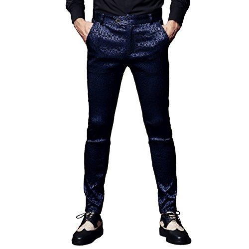 fanzhuan-luxe-homme-pantalon-slim-vetements-mode-trousers-men