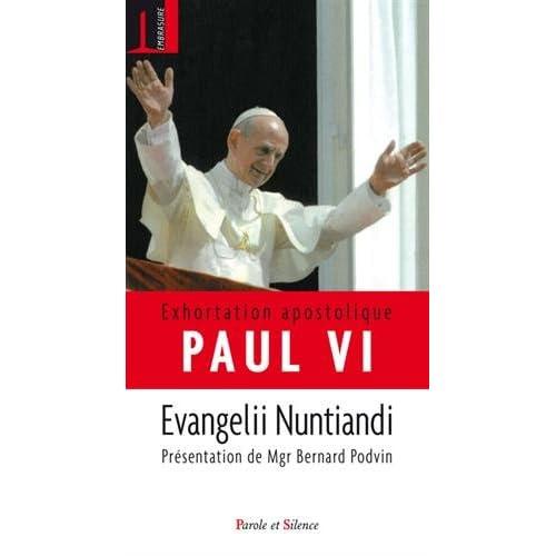 Evangelii Nuntiandi : Exhortation apostolique