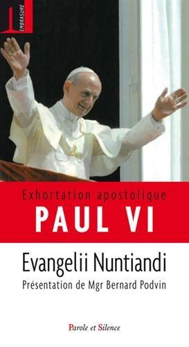 Evangelii Nuntiandi : Exhortation aposto...