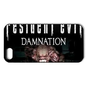 CoverMonster Resident evil Hard Case Cover Skin for Iphone 5 5S