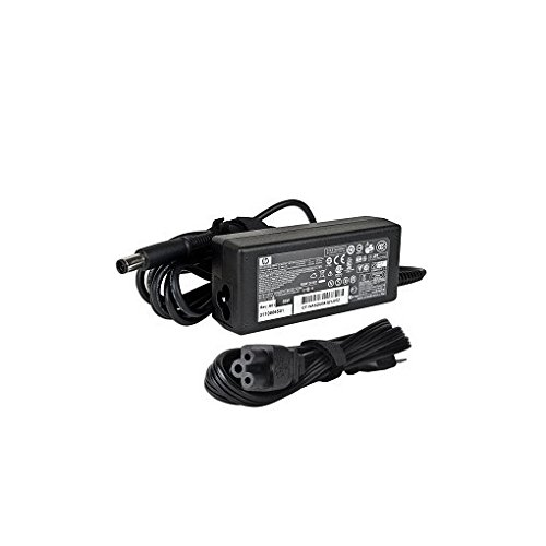 HP Inc. 65W Adapter 3P/RC Requires Power Cord, 519329-002 (Requires Power Cord) (Hp Ac Power Cord)
