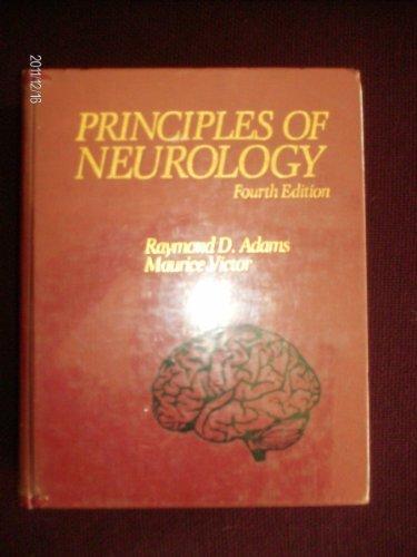 Principles of Neurology by Raymond D. Adams (1989-06-01)