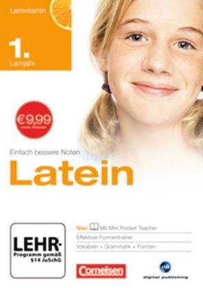 Lernvitamin - Latein 1. Lernjahr