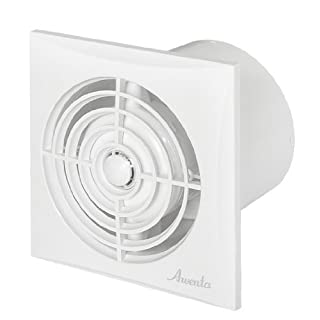 Very Quiet and Powerful Bathroom Extractor Fan 100mm / 4