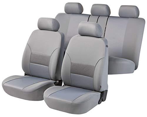 Walser 11824 Coprisedile Auto Thames, per Veicoli Dotati di airbag Laterale Certificato dal TÜV con CO