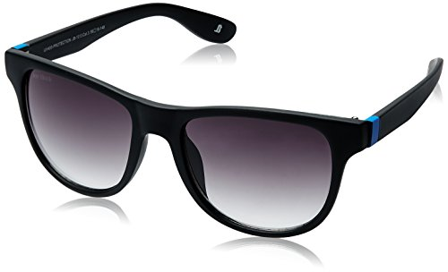 Joe Black Wayfarer Sunglasses (Black) (JB-1013|C2)