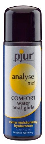 Pjur Lubricante Anal, Color Transparente - 1 Lubricante