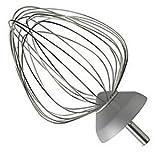 Spares2go Frusta per Kenwood Kitchen Machine (9Fil di Ferro, Alluminio)