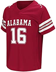 "Alabama Crimson Tide NCAA ""Hail Mary Pass"" Toddler Football Jersey Maillot"