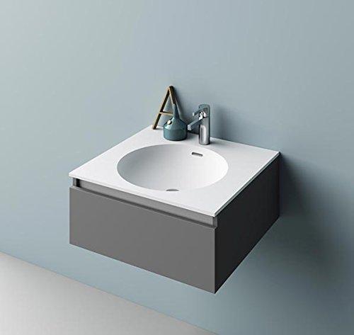 Planit Ibis Washbasins Bathroom Top With Built In Bowl In Corian Glacier Ibis 1 Buy Online In Belize At Belize Desertcart Com Productid 62916577