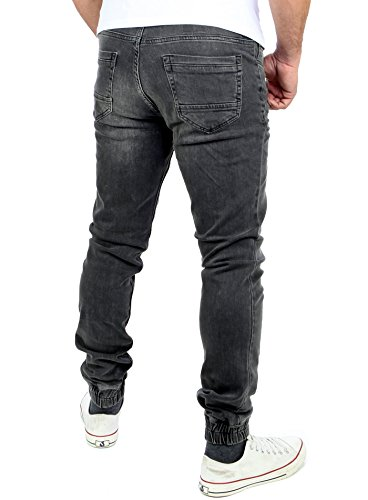 Reslad -  Jeans  - Uomo Nero