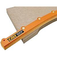 CMT TMP-1200 Dima Flessibile per Fresature Sagomate (Curve e ad Arco), Arancio