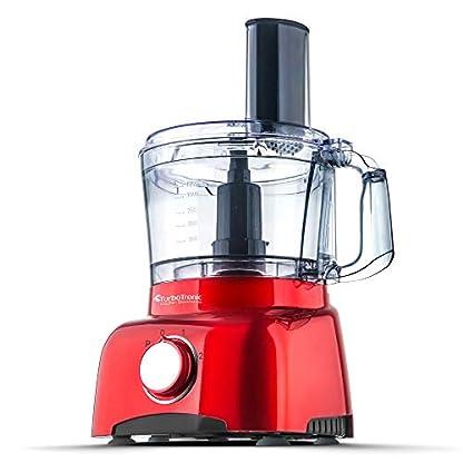 800-Watt-Kchenmaschine-12-Liter-Behlter-BPA-frei-inkl-Kaffeemhle-Spiralschneider-Zerkleinerer-Mixer