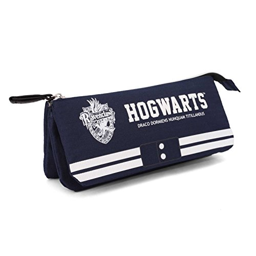 Harry potter 33626–astuccio tre tasche