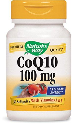 Nature's Way, Coenzym Q10 100 mg, 30 Kapseln (Coq10 Von Natur Aus 100mg)