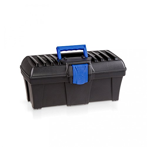 Kunststoff Werkzeugkoffer 40 cm - BLUE LINE -
