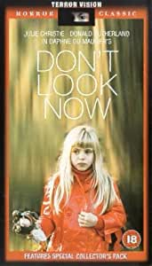 Don't Look Now [VHS] [1973]