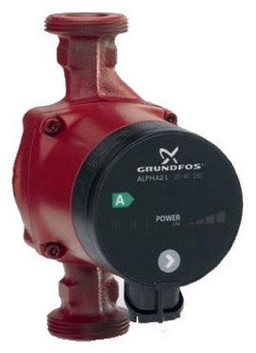 Umwälzpumpe Heizungspumpe Grundfos Alpha 2 L 25- 40 180 Klasse A