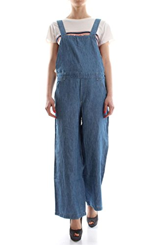 LEVIS 28355 TAYLOR JUMPSUITE SALOPETTE Mujer MEDIUM BLUE S