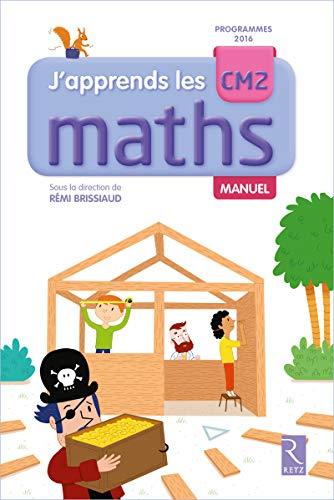 J'apprends les maths CM2 manuel + fichier