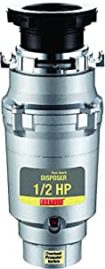 Carysil Food Waste Disposer 1/2 HP Standard