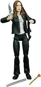 Diamond Select Toys-Figurine Buffy Deluxe - Faith Graduation Day