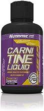 Nutrytec L-Carnitina Líquida Platinum, Sabor a Naranja - 1000 ml