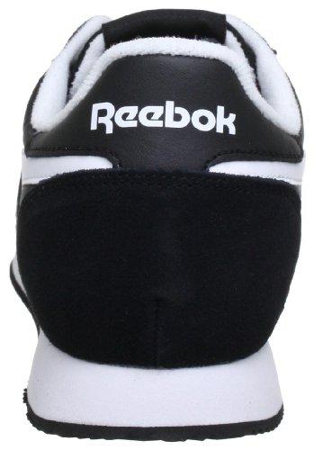 Reebok Reebok Royal Cljogger, Baskets mode homme Noir (Black/White)