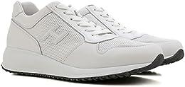 scarpe hogan uomo interactive bianche