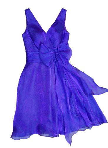 Alivila.Y Fashion Damen Kleid Blau