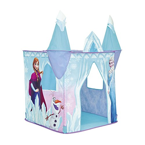 Disney Castillo de Tela desplegable de Frozen