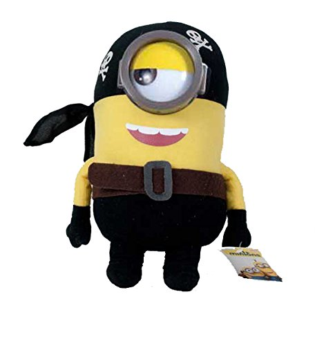 Minion Pirate Plush - Despicable Me - 28cm 11""