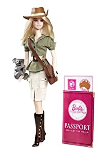 Barbie Dolls of the World: Australia Barbie Doll