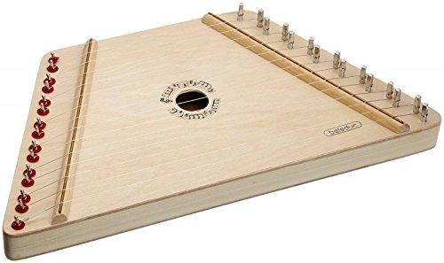 Zither 'Zipino' - Instrument aus Holz für Kinder