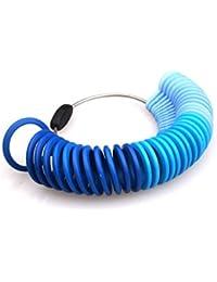 Ringmaß aus Kunststoff, Messgerät für den Durchmesser von Ringen