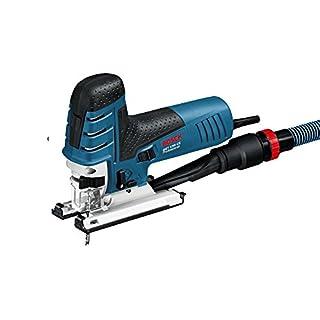 Bosch Professional Stichsäge GST 150 CE (780 Watt, Schnitttiefe Holz max: 150 mm, im Koffer)