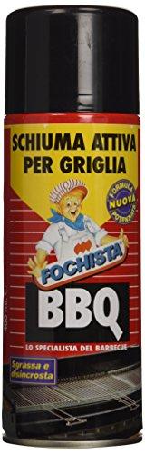 Alessi, Schiuma Per Griglie - 12 pezzi da 400 ml [4800 ml]