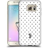 Officiel Juventus Football Club Modèle De Type De Logo Blanc Style De Vie 2 Étui Coque en Gel molle pour Samsung Galaxy S7 edge