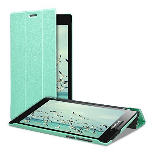 kwmobile Lenovo Tab 2 A7-10 Hülle - Smart Cover Tablet Case Schutzhülle für Lenovo Tab 2 A7-10