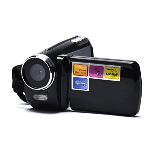 digital-camera-kingwo-18-inch-tft-4x-digital-zoom-mini-video-camera-black