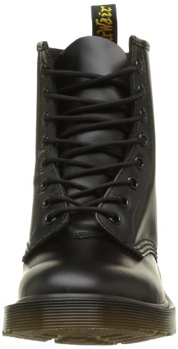 Dr. Martens 1460 Smooth Plain Welt L, Stivaletti, Unisex - adulto Black