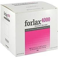 FORLAX 4000 Beutel Pulver 50 St Pulver preisvergleich bei billige-tabletten.eu