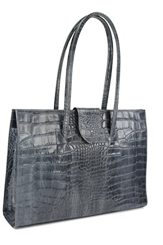 BELLI Design Bag C ital Ledertasche Businesstasche Jobbag