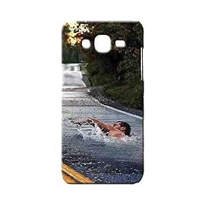 BLUEDIO Designer 3D Printed Back case cover for Samsung Galaxy J5 - G6346